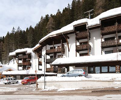 Fiemme valley - Alp of Pampeago - Apartments Pampeago