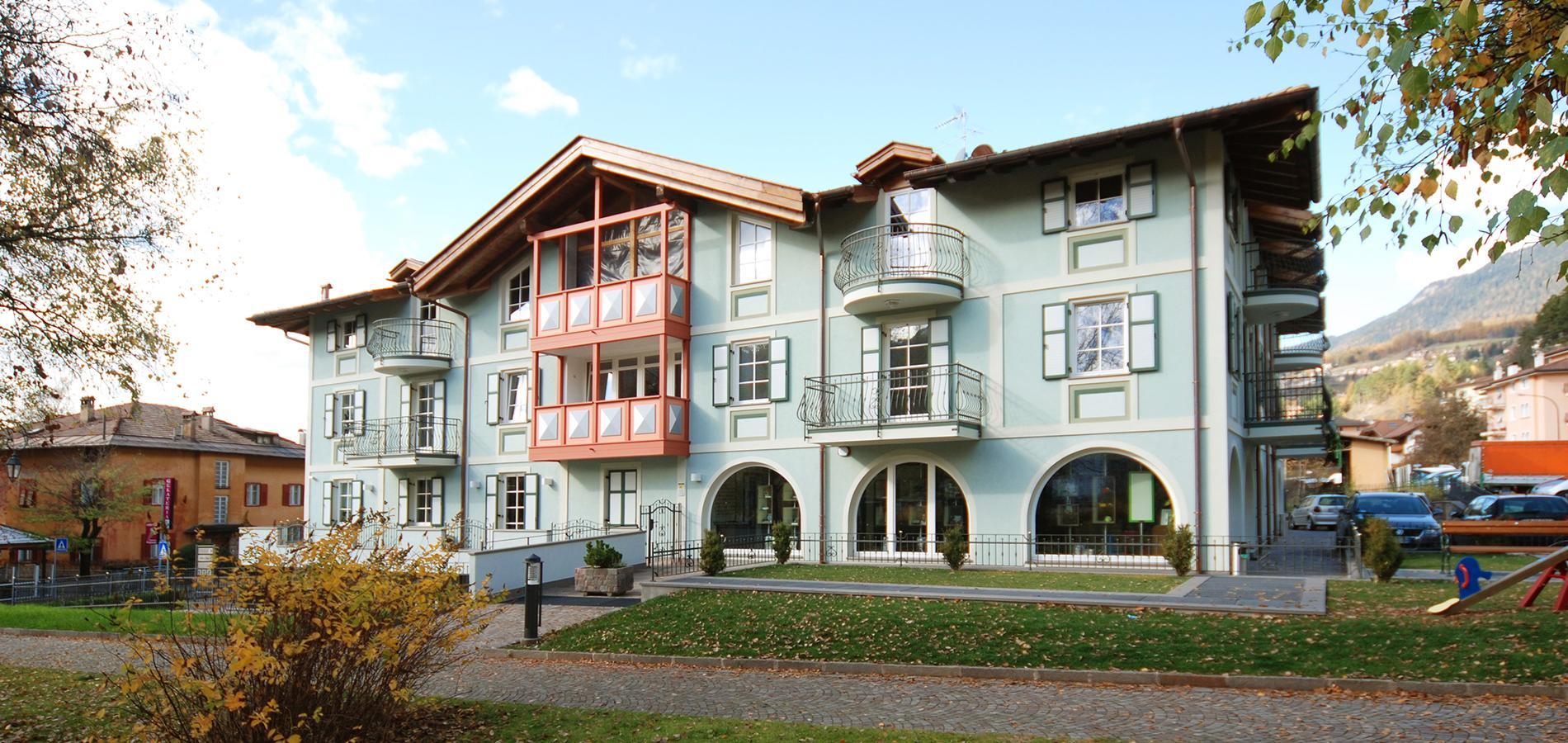 Appartamenti - Via Bronzetti 47 - Vinante Costruzioni ...